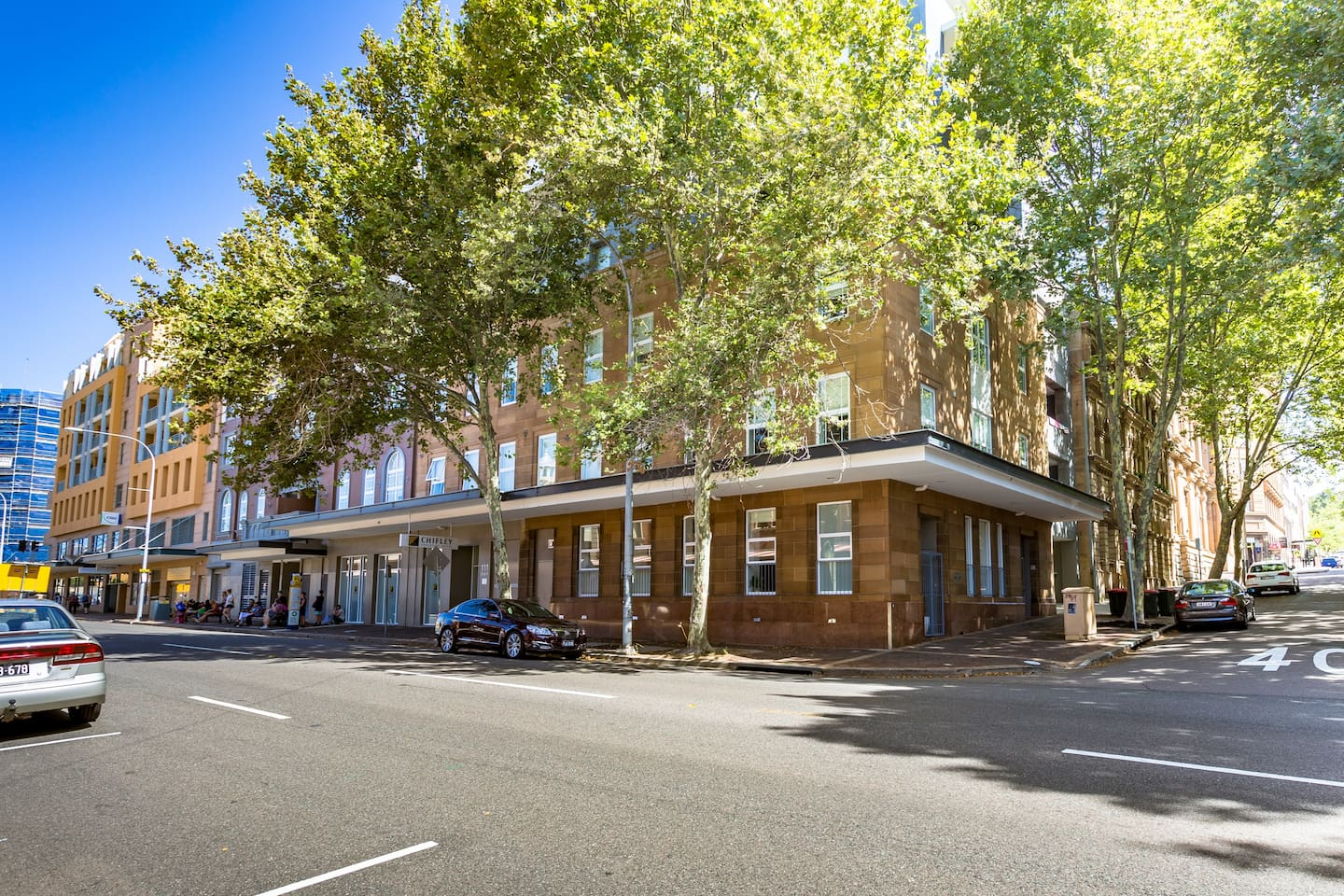111 Scott Street, Newcastle. Fully renovated two bedroom apartment located in the heart of Eastend Apartment.