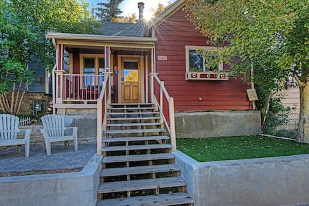 Quaint Ski Cottage in OLD TOWN - Park City