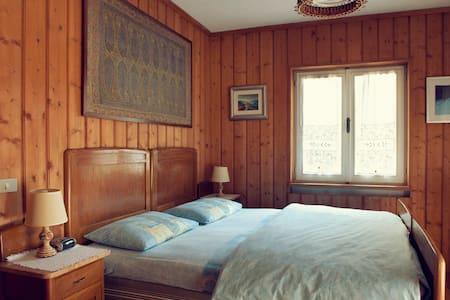 B&B Villa La Bercia Blue Room - San Vigilio