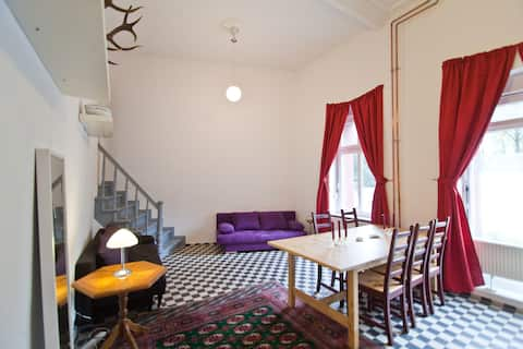 70m² Spacious Maisonette Apartment