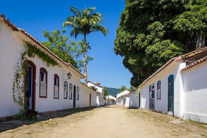 Casa em Paraty-RJ - Centro Histórico