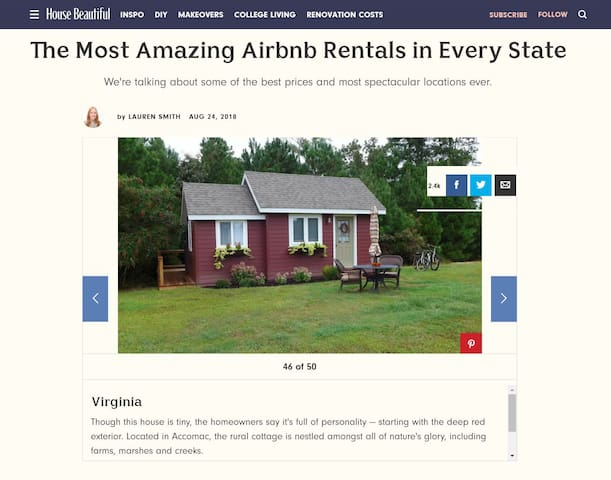 We are honored to be rated #1 for Virginia!