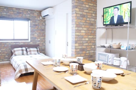 No Aditional Fee★Near Osaka Sta-4Beds up to 8ppl - Apartment