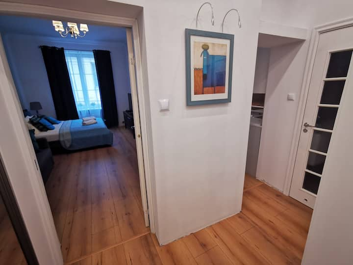 Apartament dla max 6 osób na Starym Mieście
