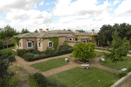 Country House with 90hc near Madrid - La Torre de Esteban Hambrán - Dom