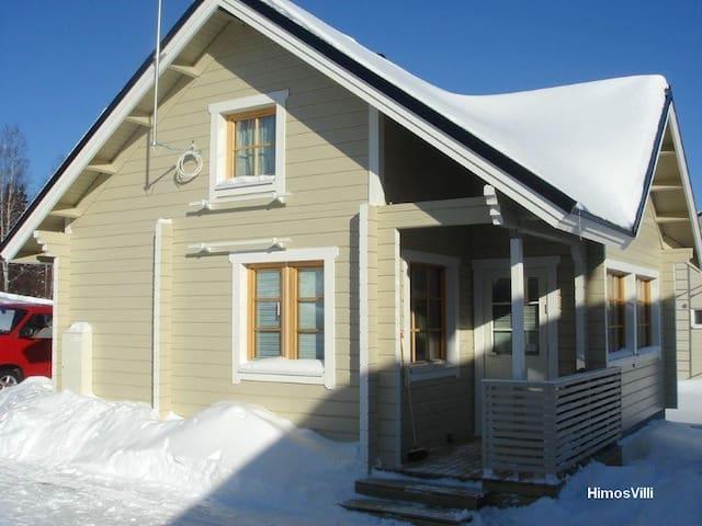 Villi-3.Himos Resort.Golf & Ski - Jämsä - Huis