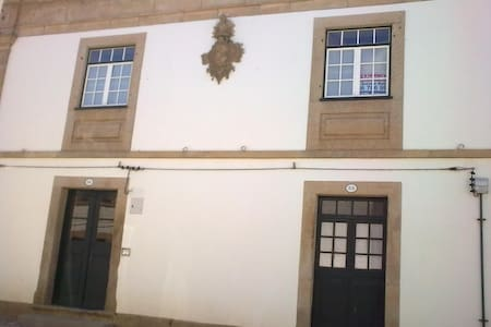 SOLAR DO MARECHAL -Rua Combatentes. - Almeida