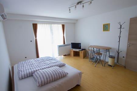 Garden Rooms Pleso 1 - Velika Gorica - Lejlighed