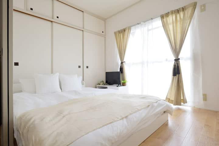 A2013/30分钟到达大阪市中心/整套房源出租/厕所・淋浴间分开/适合团体和家庭旅行/703