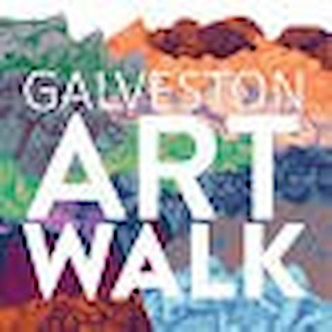 Galveston Art Walk Weekends