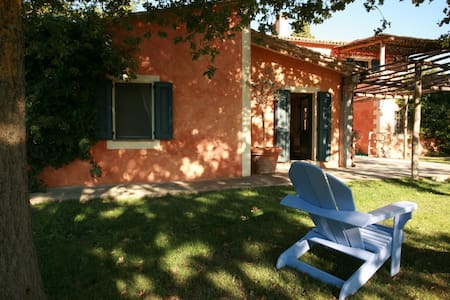 Suite of  Charme into the Wood near Spa and baths - San Casciano dei Bagni