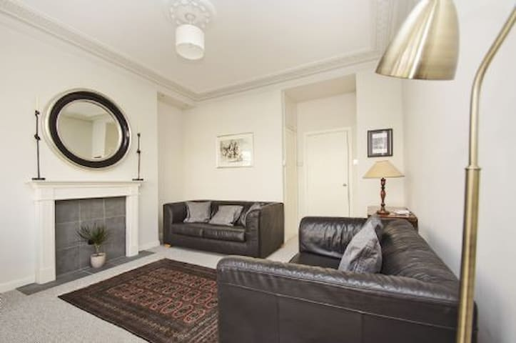 Brighton Seafront Regency Apartment