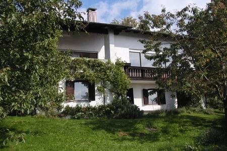 Idyllisches Ferienhaus  - Wegscheid - Hus