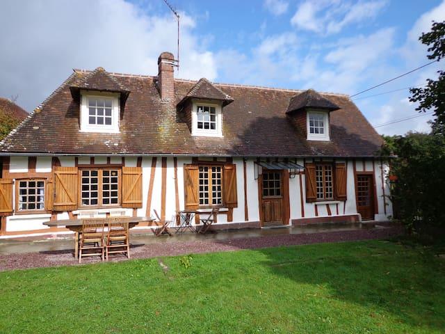 Longère normande au calme - Neaufles-Auvergny - Casa