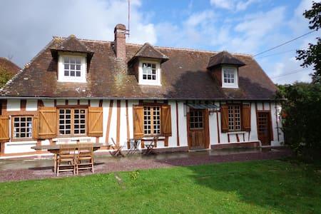 Longère normande au calme - Neaufles-Auvergny - Haus