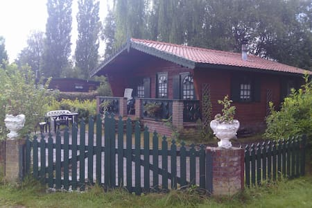 Romantic summerhouse near the water - Ravels - Cottage