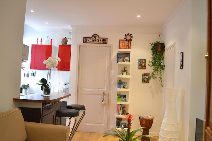 Cosy appartement 30 m² - Vieux Lyon - Lyon - Leilighet