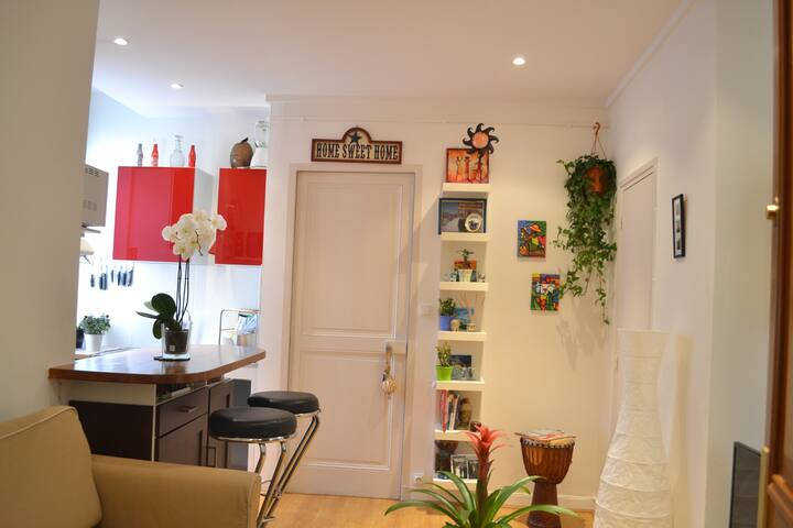 Cosy appartement 30 m² - Vieux Lyon - Lyon - Apartamento