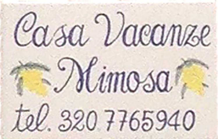 CASA VACANZE MIMOSA - Ugento