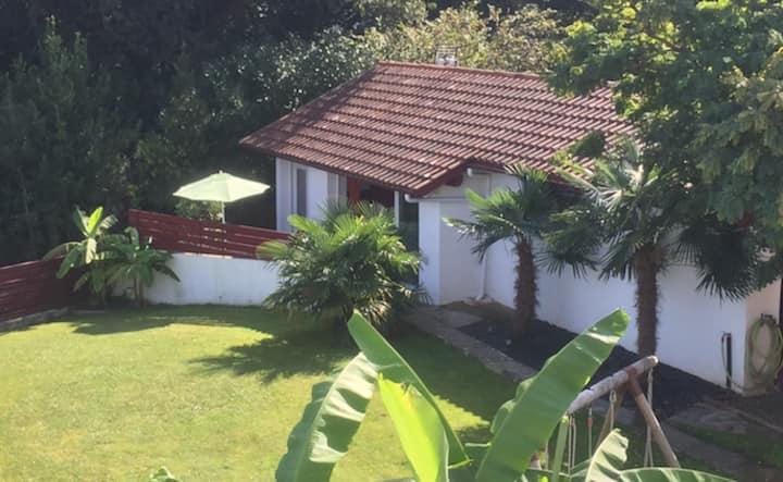 Maisonnette cosy,  terrasse, jardin
