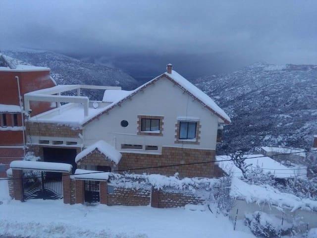Venez profiter des belles hauteurs de la Kabylie!