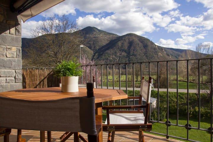 Parque Nacional de Ordesa, Pirineos - Sarvisé - Apartment
