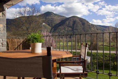 Parque Nacional de Ordesa, Pirineos - Sarvisé - 公寓