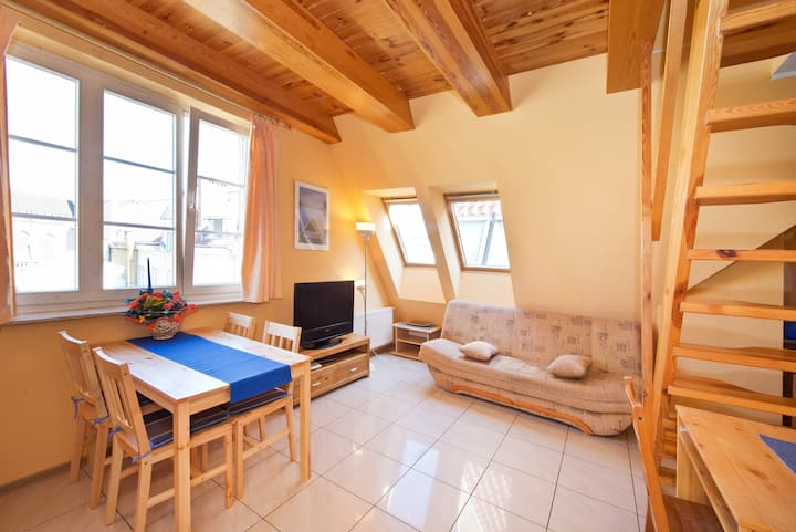 Comfortable apartment in Gdansk Old Town
