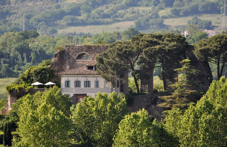 Renaissance Villa of the Aqueduct - Orte - Vila