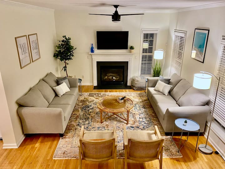 Newly Furnished Home w/ Game Room, Bunk Room, Deck