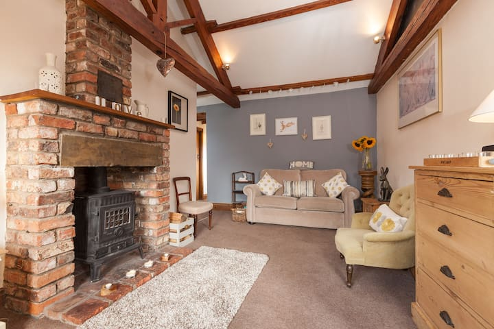 No 3 The Stables , One bedroom cottage near York