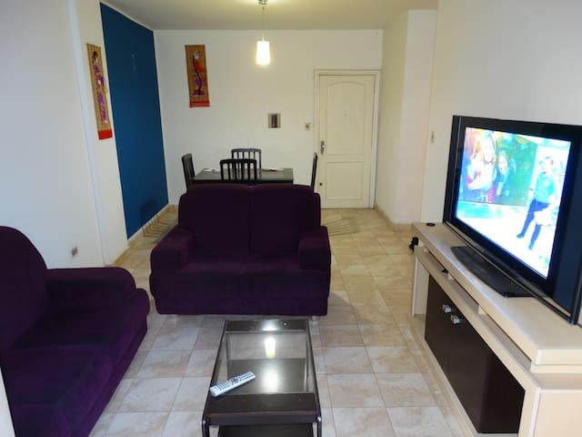 Apartamento Centro - Paraguai - Ciudad del Este - Lägenhet