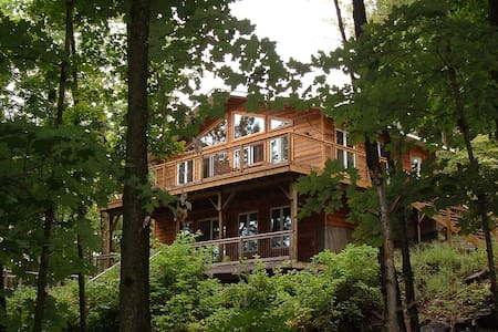 Haliburton Forest Retreat - Dysart and Others - 小屋
