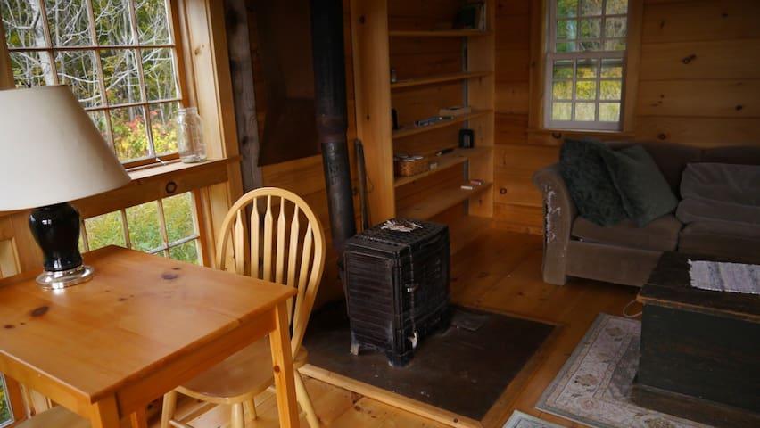 The Summer Kitchen: Writer's Cabin - Chelsea - Cabana