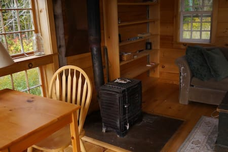 The Summer Kitchen: Writer's Cabin - Chelsea