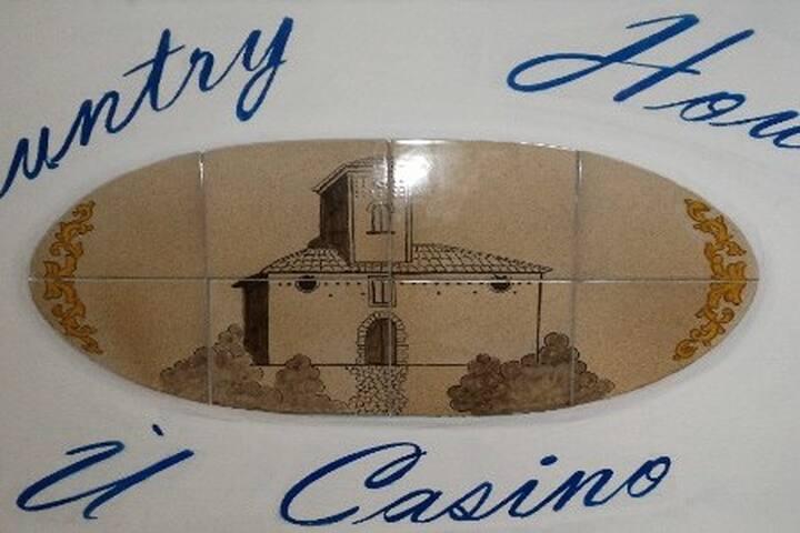Camera Sciuscella - Country House U' Casino