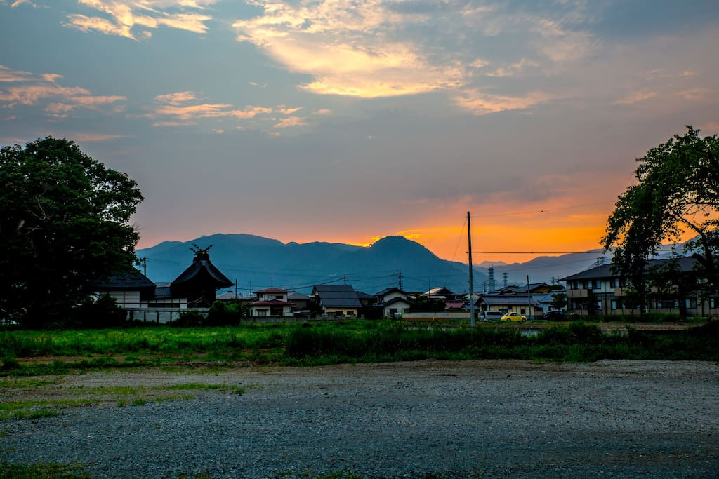 Nagano is such a beautiful place where you will feel real japan.