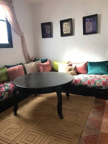 bleuwhite apartment