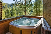 Middle Level,Hot Tub,