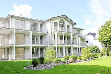 Villa Pauline Wohnung 04 - Göhren - วิลล่า