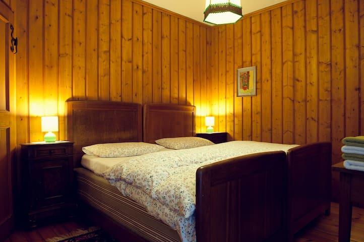 B&B Villa La Bercia Green Room - San Vigilio - Bed & Breakfast