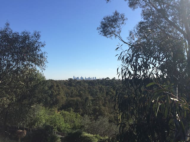Darebin Parklands/serenity & views - Ivanhoe - Ev