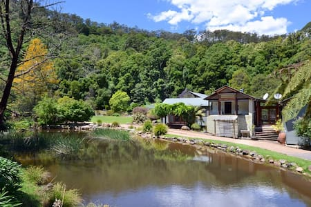 BLACK DOG CREEK, Berry - Wattamolla - House
