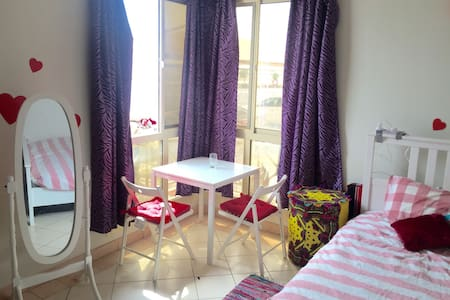 Fully Furnished Studio , Barwa City - Doha - Apartamento