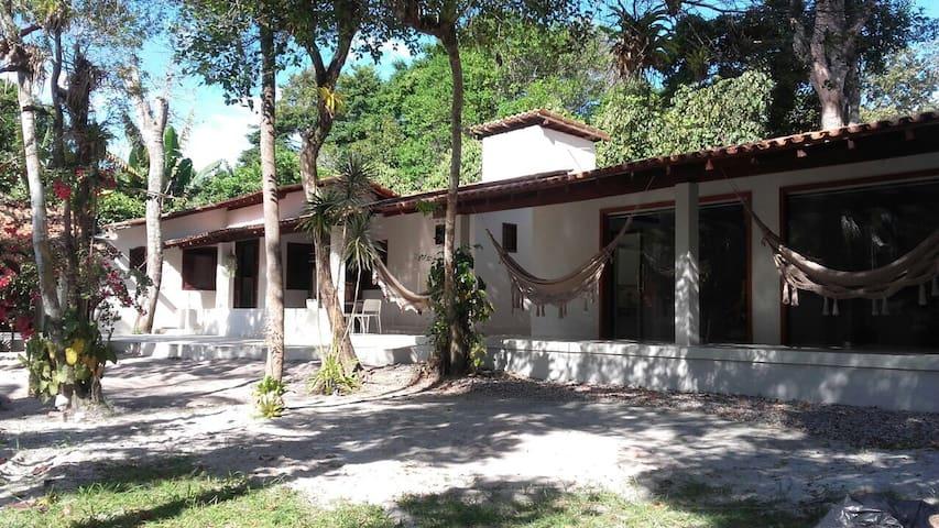 Villa Mantovani Chalé 1 Arraial d'Ajuda
