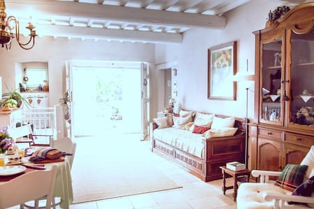 Eco-friendly room in TUSCAN farm PODERE MONTISI - Calenzano - 住宿加早餐
