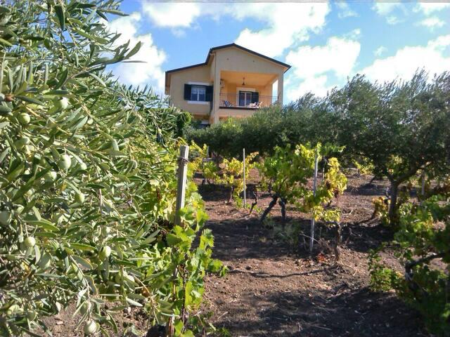 Giallonardo, vacanza in relax - Giallonardo - Villa