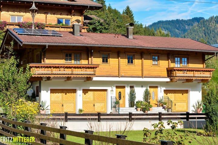 Ferienwohungen Mitterer in Tirol