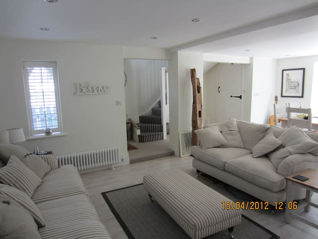 Private double room in cottage - Reading - Ev