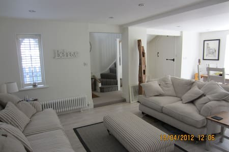 Private double room in cottage - Dom
